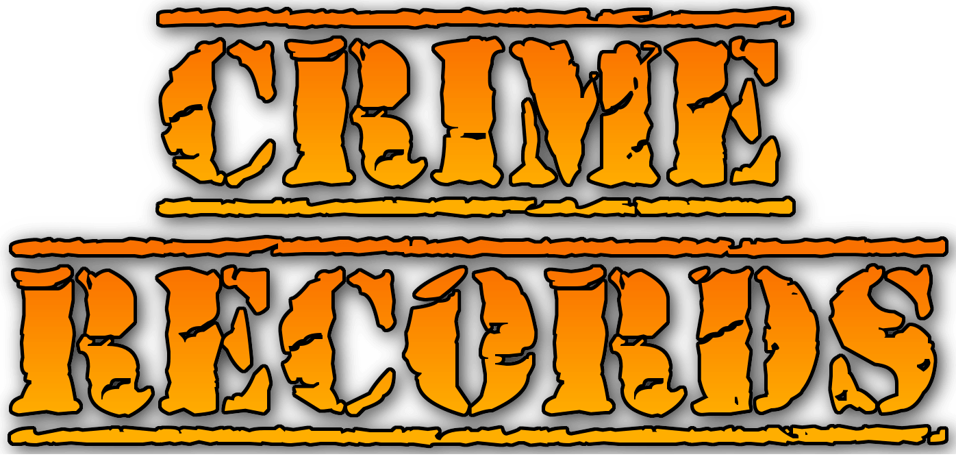 Crime Records - logo - stacked