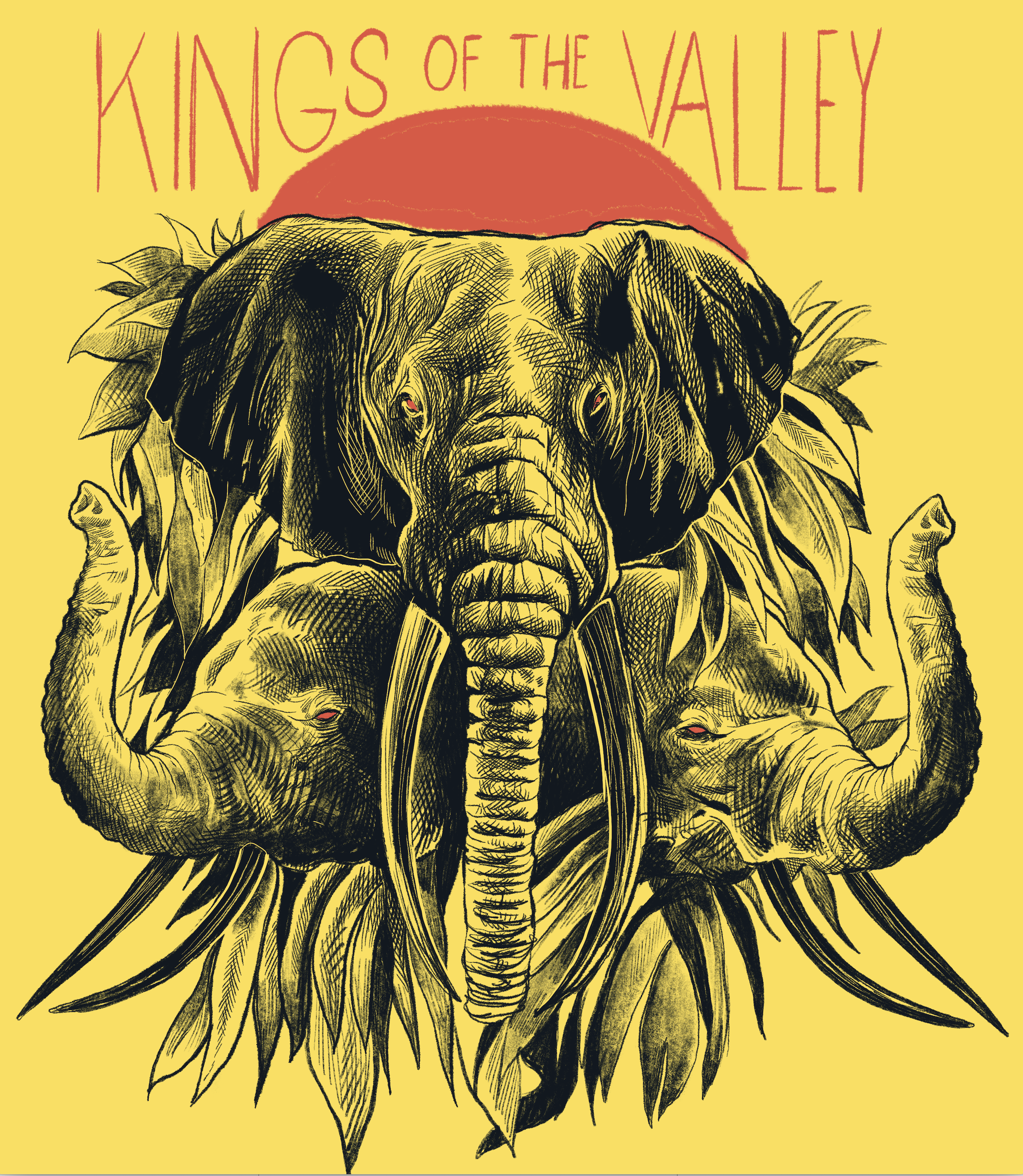Kings Of The Valley Logo